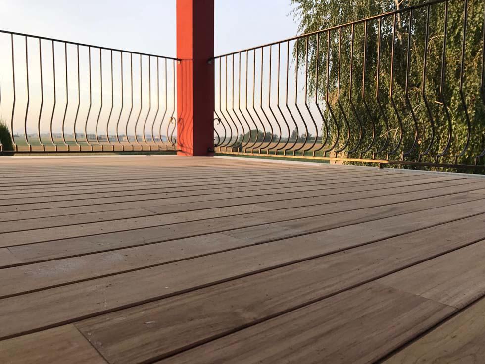 Pavimenti in legno per esterno zanin strutture in legno - Pavimenti in legno per esterno ...